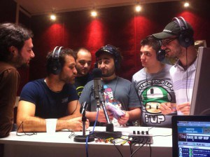 intervista Radio Paestum
