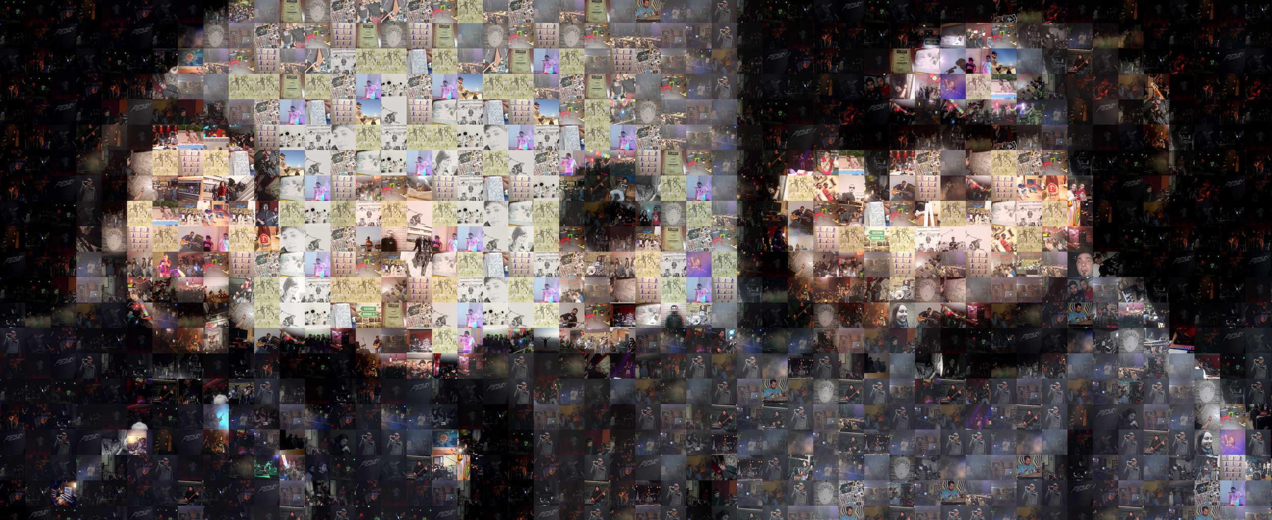Visioni Distorte Campagna Grafica 2016