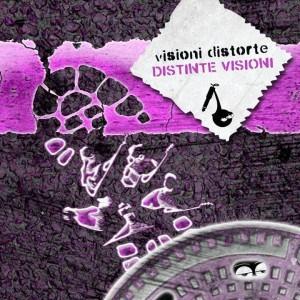 Cover EP Distinte Visioni 2012