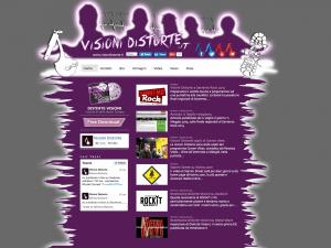 Home Sito Visioni Distorte | 2007 – 2016