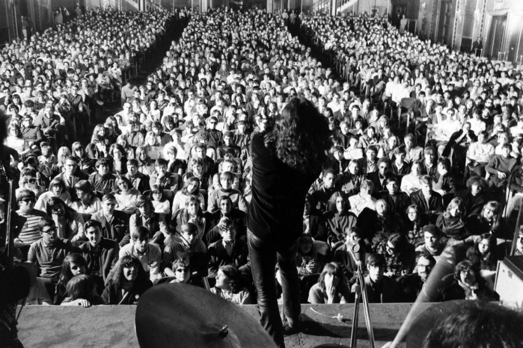 Jim Morrison E La Nascita Della Musica Elettronica
