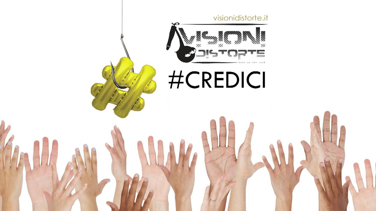 #Credici – EP 2018 – Anteprima